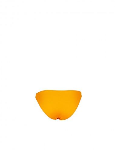 Bas de maillot de bain femme jaune classique